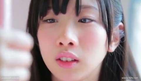 美肌ぷるるん美少女のセクシー手コキ動画